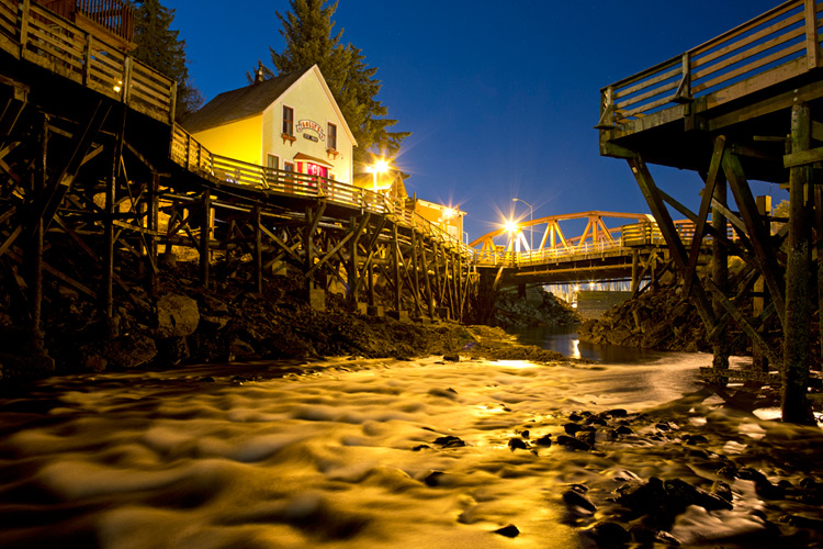 Ketchikan Night