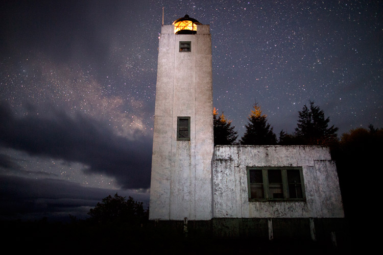 Ketchikan lighthouse